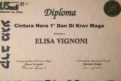 Attestato_Elisa Vignoni
