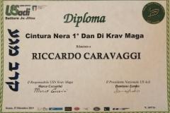 Attestato_Riccardo Caravaggi